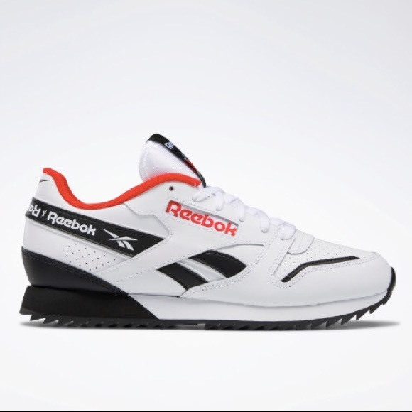 Reebok New Leather 90s In Ripple Classic Ati Box Nwt 13FKcTJl